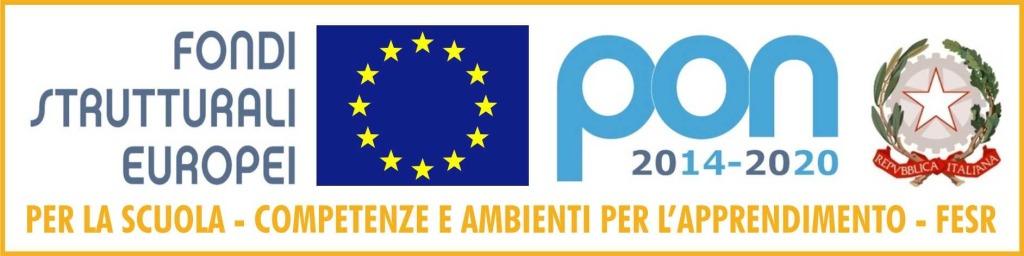 PON - Fondi Strutturali Europei - Tutta la documentazione